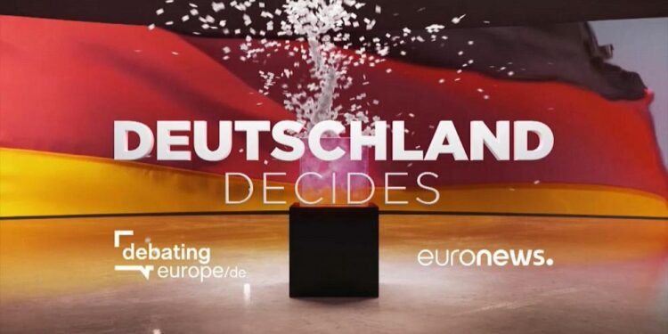 Vea nuestro programa especial de debate sobre las elecciones fundamentales de Alemania