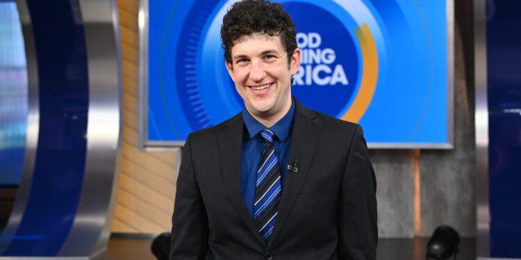 Matt Amodio ends winning streak on 'Jeopardy!'