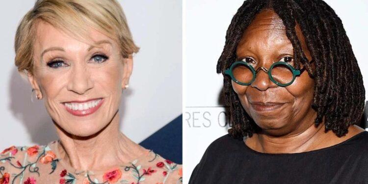 Barbara Corcoran se disculpa con Whoopi Goldberg por la broma de 'The View'