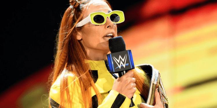 Becky Lynch se burla de la pelea con la ex campeona femenina de la WWE