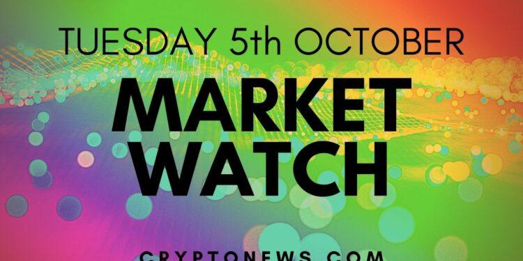 Bitcoin Eyes Key Upside Break, Outperforms Ethereum, DOGE Rallies