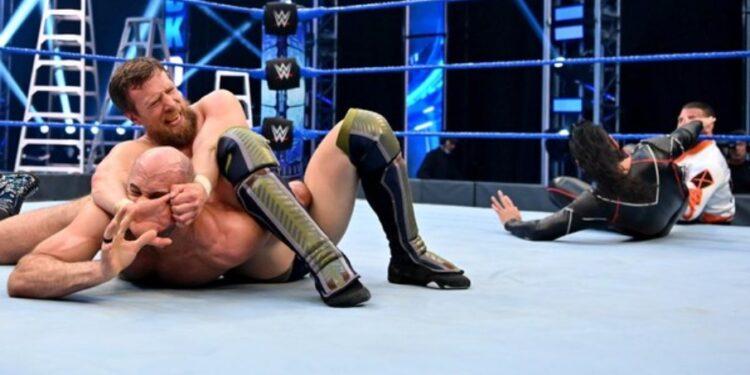 Bryan Danielson explica por que disfrutaba la lucha libre sin una multitud en vivo