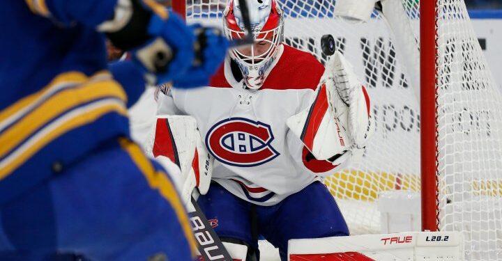 Call of the Wilde: los Sabres dominan a los Montreal Canadiens 5-1 en el primer partido de Buffalo en casa - Montreal