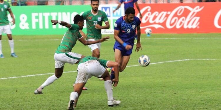 Campeonato SAFF: India empató 1-1 con 10 hombres en Bangladesh en el primer partido