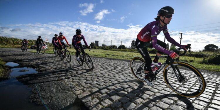 Cinco cosas a tener en cuenta en la Paris-Roubaix Femmes inaugural
