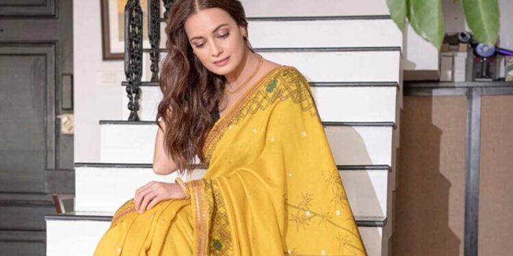 navratri fashion, fashion, yellow