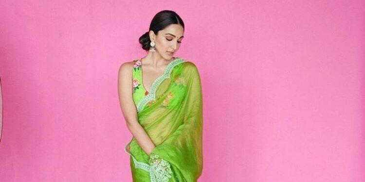 Colores Navratri 2021: sigue el ejemplo de las divas de B-Town para vestir de verde el día 2