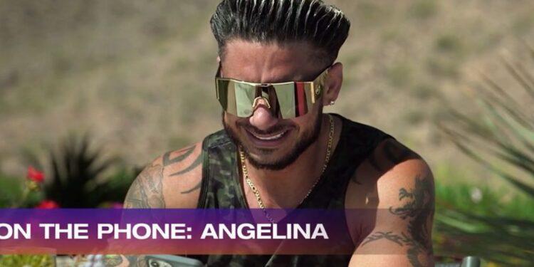 DJ Pauly D piensa que la llegada de Angelina Double Shot es una idea 'horrible, horrible'
