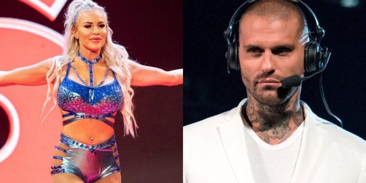 Dana Brooke responde después de ser enterrada durante el comentario de WWE Raw de Corey Graves