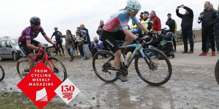 Detrás de escena en Paris Roubaix Femmes