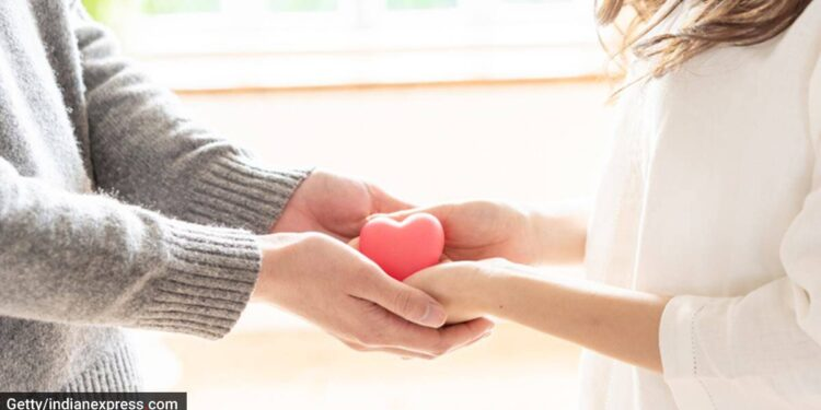 World Heart Day, World Heart Day 2021, heart health, healthy relationships and heart health, romantic relationships and heart health, broken heart syndrome, indian express news