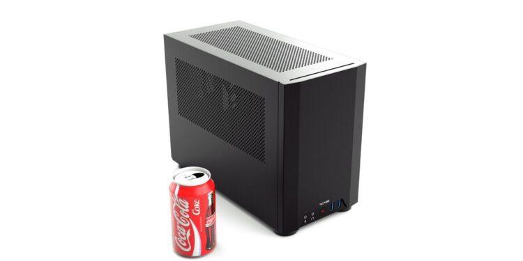 El Ncase M1, una maravilla financiada por crowdfunding de una carcasa de PC, ha sido descontinuada