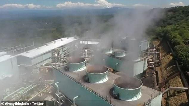 El Salvador está extrayendo bitcoins utilizando energía volcánica semanas después de que la criptomoneda sea moneda de curso legal