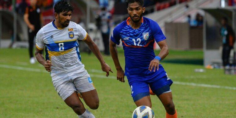 El equipo de fútbol de la India alcanza un nuevo mínimo: Chhetri y los niños empatados sin goles por el 205 ° clasificado Sri Lanka