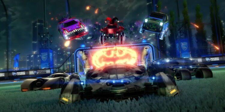El evento Haunted Hallows con temática de Batman comienza mañana en Rocket League