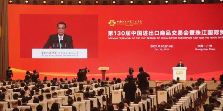 El primer ministro de China defiende la oferta de CPTPP en la Feria de Cantón