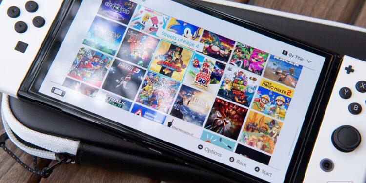 El quemado no es un gran riesgo para el Switch OLED de Nintendo, pero aún puede tomar precauciones