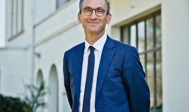 French ambassador to South Africa Aurélien Lechevallier