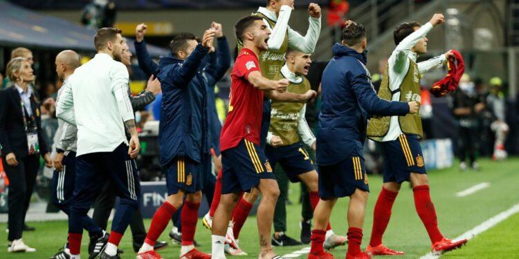 España pone fin a la racha invicta de Italia para llegar a la final de la Nations League