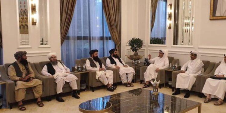 Estados Unidos dice que las conversaciones de los talibanes en Doha fueron 'sinceras y profesionales'