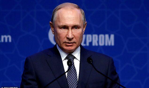 Con una crueldad característica, el presidente ruso Vladimir Putin está explotando la crisis energética para intimidar a sus vecinos, fortalecer su autocracia e intimidar a Occidente.