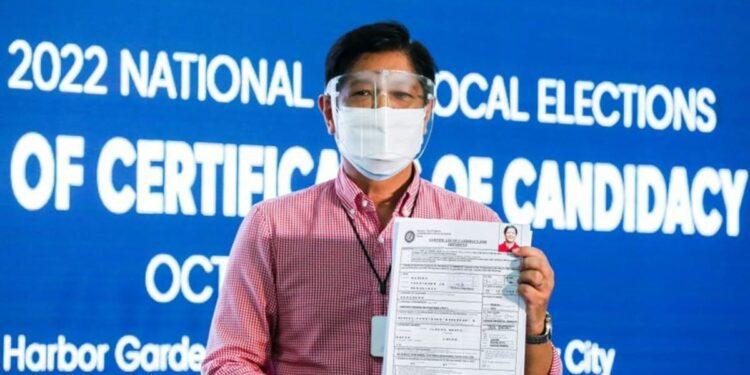 Grupos de derechos humanos de Filipinas denuncian candidatura presidencial de Marcos