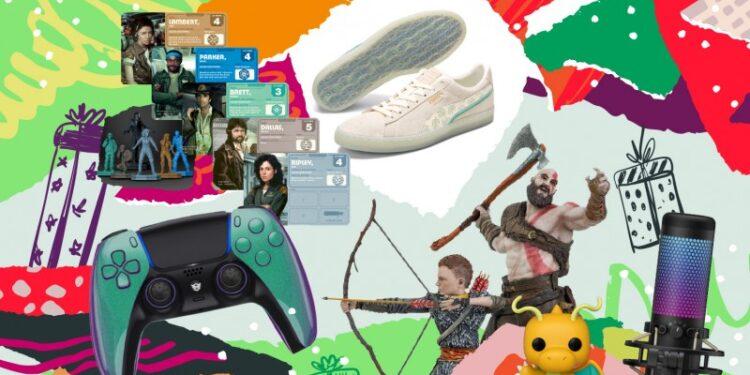 Guía de compras navideñas de Game Informer 2021