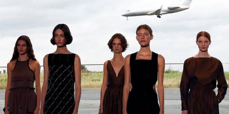 hermes, paris fashion week, paris fashion week pictures