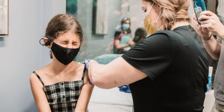 Inscribí a mis hijos menores de 12 años en un ensayo de vacuna COVID-19.  Esto es lo que sucedió.