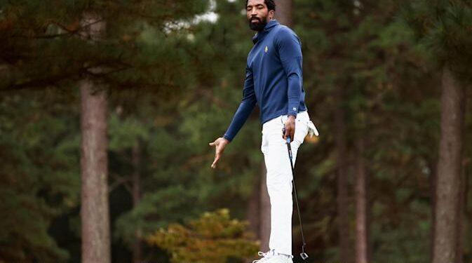 JR Smith hace un par de birdies, lucha por 10 sobre 81 en su debut en el golf universitario para North Carolina A&T