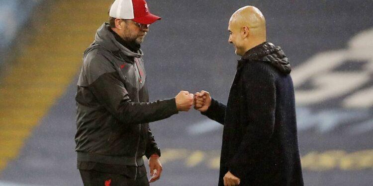 Klopp me convirtió en un mejor entrenador, dice Guardiola del Manchester City