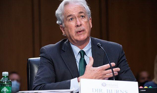 El director de la CIA, William Burns, dijo que la amenaza geopolítica más importante que enfrenta Estados Unidos es 'un gobierno chino cada vez más adversario' cuando lanzó el Centro de Misiones de China.