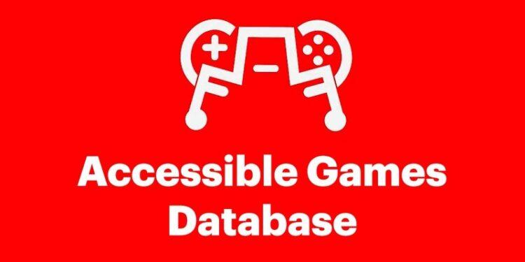 La base de datos de juegos accesibles ayuda a localizar juegos accesibles para jugar