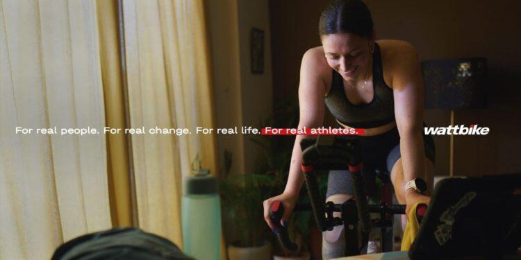 La campaña 'For Real Athletes' de Wattbike tiene como objetivo desafiar las 'percepciones del ciclismo en penthouse'