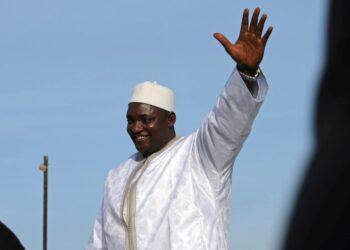 La transición democrática de Gambia se enfrenta a una prueba de fuego