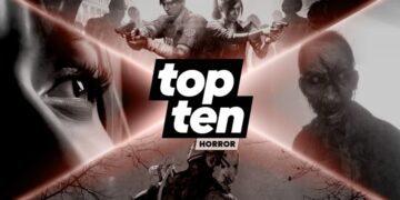 Los 10 mejores juegos de terror para jugar ahora mismo