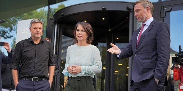 Los Verdes y el FDP de Alemania entran en la segunda ronda de conversaciones preliminares