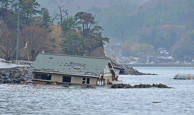 El uso de datos de salud y encuestas sobre personas que viven en las áreas más afectadas por el tsunami de 2011 en Japón (en la foto) les dio a los expertos de la Universidad de Harvard en Cambridge, Massachusetts, una idea del vínculo entre el deterioro cognitivo y los desastres naturales.