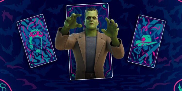 Los monstruos clásicos de Universal están llegando a Fortnite, comenzando con el monstruo de Frankenstein
