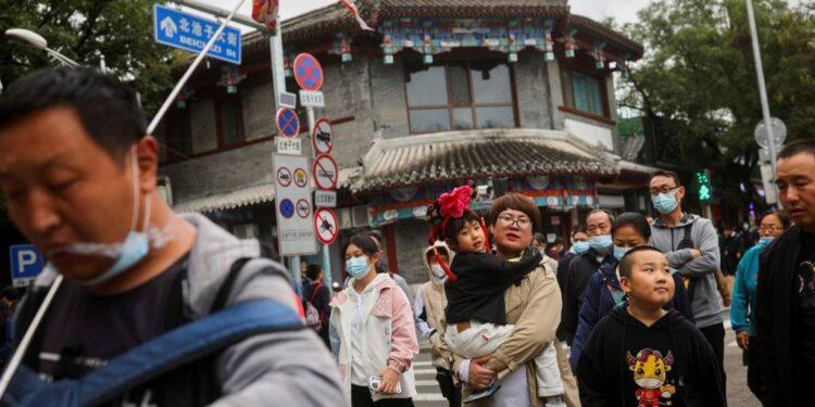 Los viajes por el Día Nacional de China vuelven a caer, pero las salas de cine se recuperan