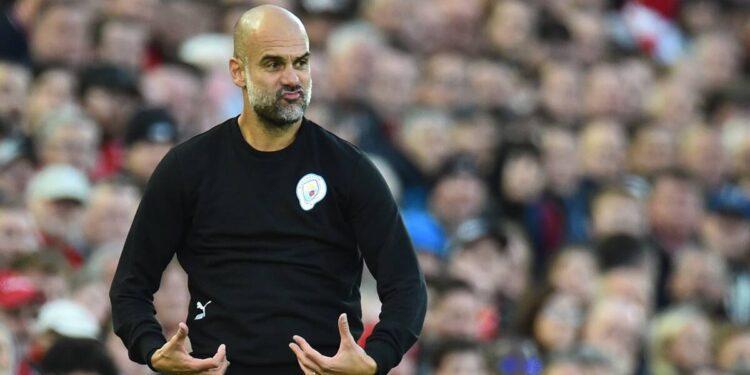 Manchester City se queja al Liverpool por presunto incidente de escupir a un fan