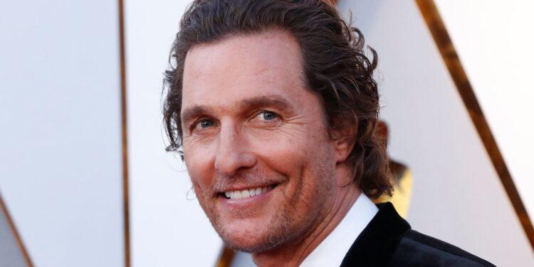 Matthew McConaughey predice la extraña forma en que morirá