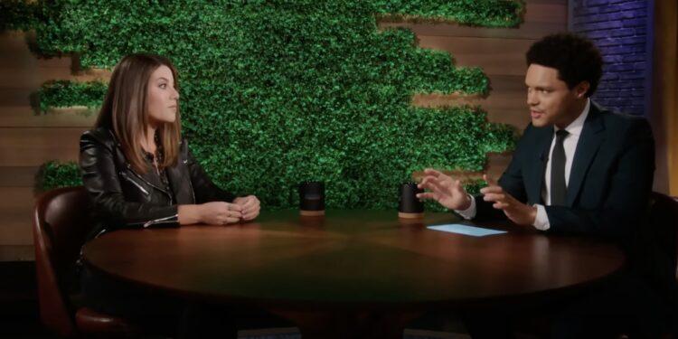 Monica Lewinsky habla de cómo la vergüenza pública puede ser 'violencia'