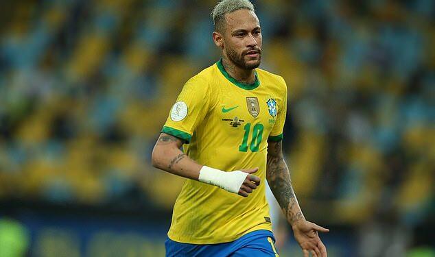 Neymar ha representado a Brasil en los Mundiales de 2014 y 2018, pero 2022 será el último