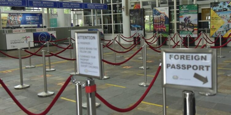 No hay intención de cancelar la burbuja de viajes propuesta entre las islas Riau y Singapur, aclara el gobernador provincial