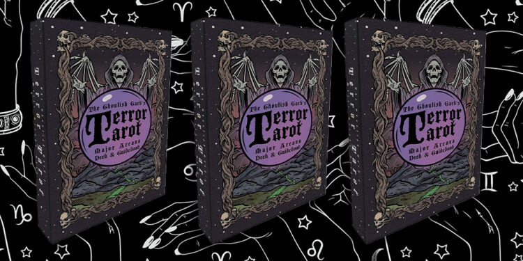 Get Your Spooky Season Tarot Reading With These Novelty Halloween Decks