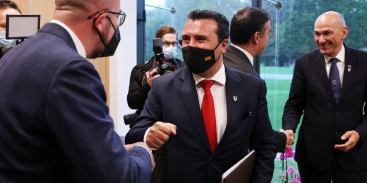 'Queremos los Balcanes Occidentales en la Unión Europea, no cabe duda' von der Leyen