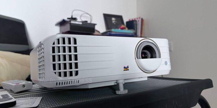 ViewSonic PX748-4K, ViewSonic PX748-4K review, ViewSonic PX748-4K price in India, ViewSonic PX748-4K projector