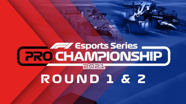 Revive la acción mientras comienza el Campeonato Pro 2021 F1 Esports Series