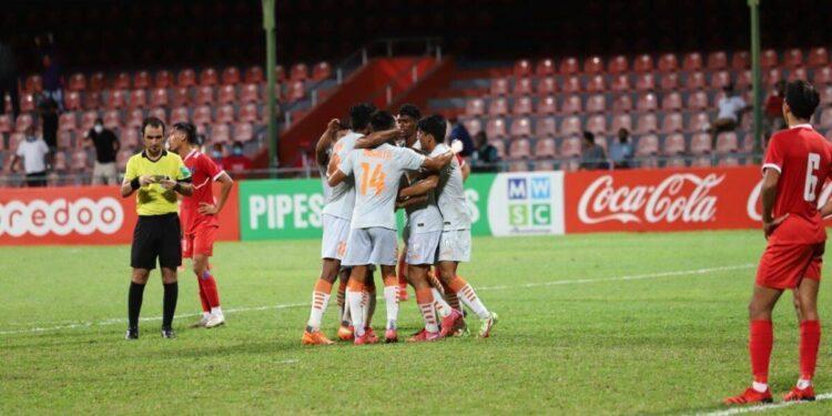 SAFF: El gol tardío de Sunil Chhetri ayuda a India a superar a Nepal